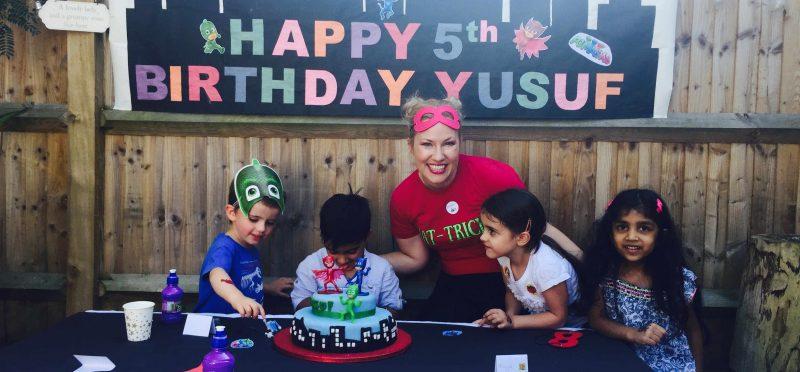 Happy Birthday Yusuf